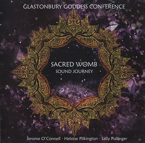 Sacred Womb sound journey cd by sally pullinger