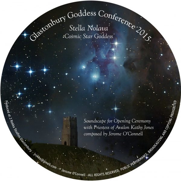 Stella Nolava Cosmic Star Goddess CD by Sally Pullinger