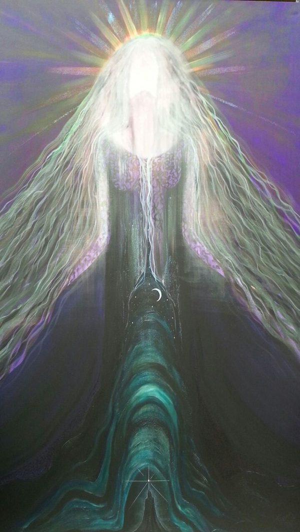 Kerridwen Crone Goddess Energy Spray