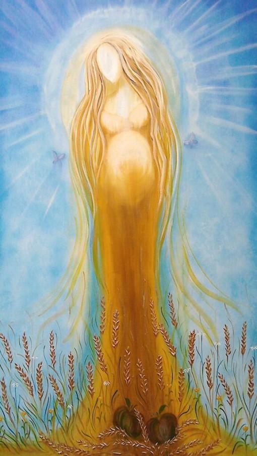 Ker Mother Goddess Energy Spray