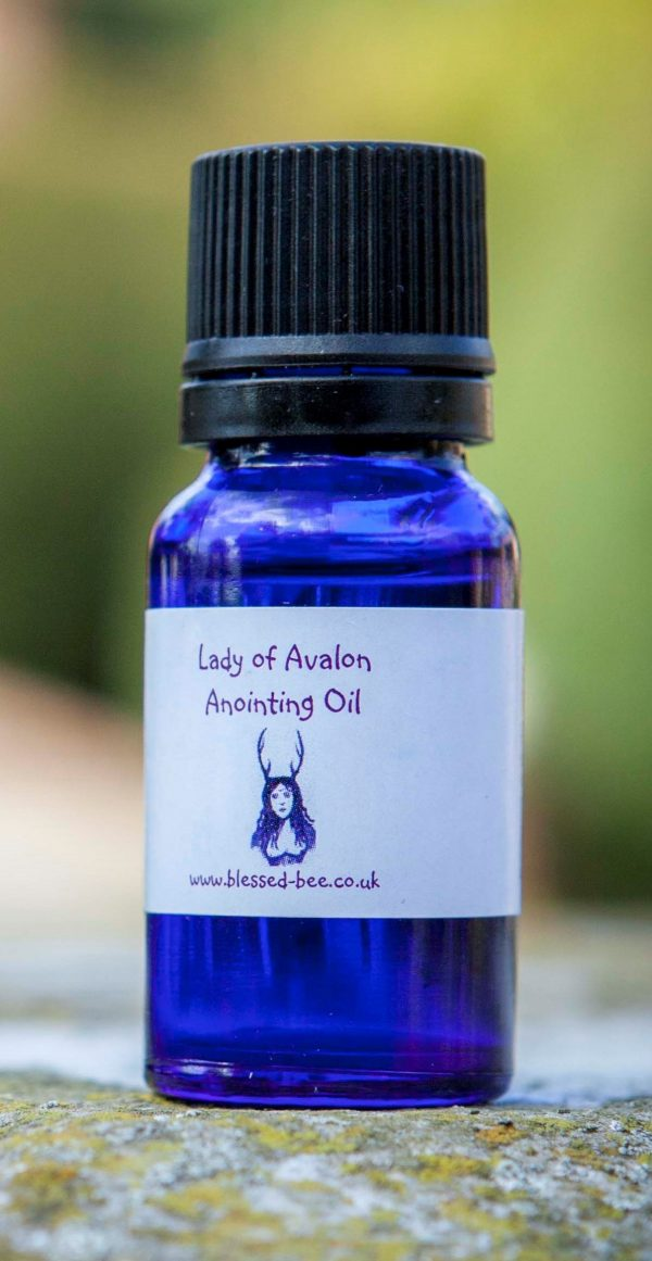 lady of avalon anointing oil