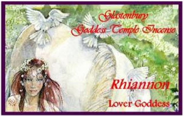 Goddess Temple Incense for Rhiannon