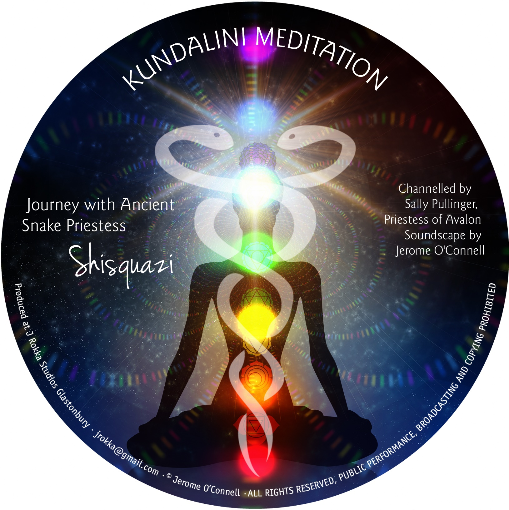 kundalini meditation cd by Sally Pullinger