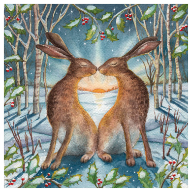 loving the yule dawn card by wendy andrew