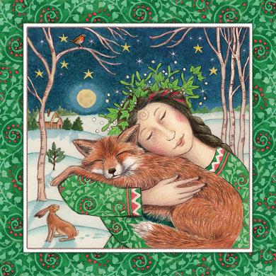 Starry Fox Hug £2.25