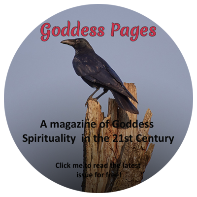 Goddess Pages magazine